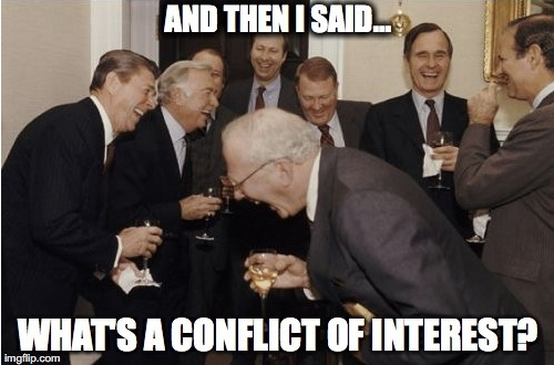 Friday Meme Conflict Of Interest Resonate Pictures